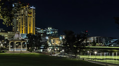 Adelaide City Scape (johnwilliamson4) Tags: australia adelaide southaustralia torrensriver cityscapelongexposure