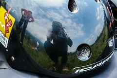 Cielo (Jonex VFX) Tags: nikon reflejo casco parapente selfie 18105mm d7100