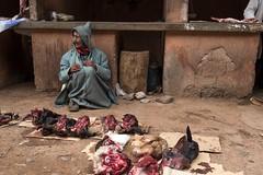 Morocco, the head seller. Vendiendo cabezas. (fdecastrob) Tags: morocco d750 marruecos beheaded headseller decapitadas
