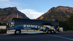 Provo, UT (ebmeyerchartpix) Tags: mountain mountains buses outdoor mci provout charterbus j4500 ebmeyer ebmeyercharter ebmeyerbuses