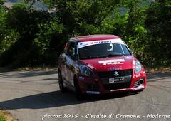 205-DSC_6434 - Suzuki Swift - R1B - Chiaudrero daniele-Cunico Alexia - Sport Management (pietroz) Tags: photo nikon foto photos rally fotos di pietro circuito cremona zoccola pietroz d300s