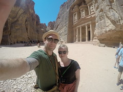 Were at Petra, Check!