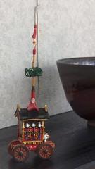 #3115 Naginatahoko () in clay (Nemo's great uncle) Tags: summer festival kyoto  float slope gionmatsuri  naginatahoko    higashiyamaku  gojzaka