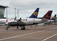 N2060K Beechcraft C90GTI (corkspotter / Paul Daly) Tags: king northwest cork air bank wells na beechcraft corp fargo hawker ork eick trustee l2t c90gti be9l n2060k lj2060 a1aaaf