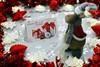 Merry Christmas to all (KRY ph) Tags: merrychristmas xmas bestwishes joyeuxnoël feliznavidad froheweihnachten feliznatal срождеством 圣诞节快乐 मेरीक्रिसमस לעבעדיקניטל میریکسمس καλάχριστούγεννα חַגמוֹלָדשָׂמֵח buonnatale auguri macro closeup stuff items red silver