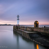 Newhaven Pier (Paul S Ewing) Tags: newhaven pier lightroom lighthouse edinburgh scotland uk longexposure lee filters firth forth calm