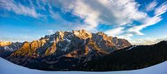 dachegg (bernd.kranabetter) Tags: skitourdientenamhochkönig winter wolken clouds cloudsstormssunsetssunrises