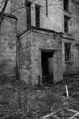 gards (alisterwood97) Tags: abandoned scoland dilapidated falling apart portrait