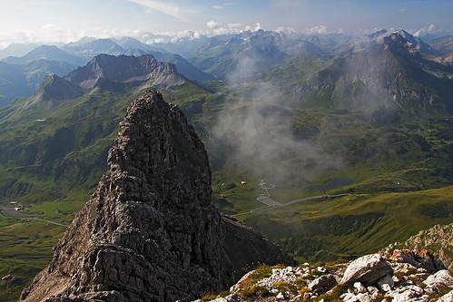 Widderstein - S views