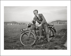 Vehicle Collection (7463) - Puch (Steve Given) Tags: motorcycle motorbike transport puch austria 1930s