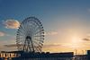 Goodbye 2016 ([~Bryan~]) Tags: goodbye 2016 welcome2017 newyearseve osaka japan sunset ferriswheel hope