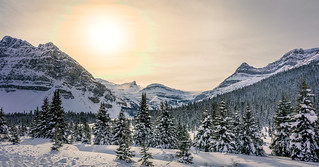Glaciers & Mountain Passes