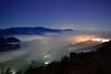 合歡山~雲河星空~  Clouds River (Shang-fu Dai) Tags: 台灣 taiwan 合歡山 台14甲 clouds hehuan nikon d800e landscape nightscene 南投 formosa 20mm 戶外 af20mmf28d 清境 雲 seaofclouds 風景