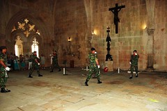 Batalha's changing of the Guard