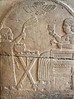Noble woman? (Nick in exsilio) Tags: pergamonmuseum berlin assyrian archaeology wingedsun