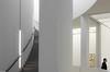 the guard (zora_schaf) Tags: museumswächter museum pinakothekdermoderne architektur guard münchen munich weiss zoraschaf modern treppe