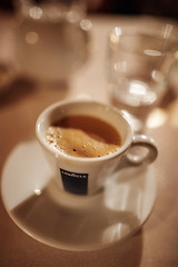 Cup of Espresso (bacon.dumpling) Tags: coffee cup indoor nikond750 nopeople nobody sigma24mmf14dghsmart grindavãk iceland