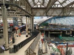 London Waterloo (looper23) Tags: london platforms train station waterloo expansion january 2017 eurostar railway