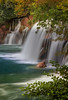 A portrait of Roski Slap (snowyturner) Tags: waterfall croatia cascades trees foliage krka rocks portrait