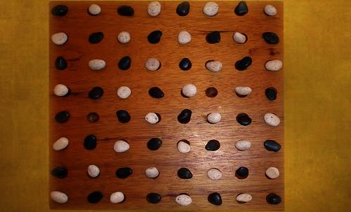 "Petteia - Ludus Latrunculorum  / Iconografía de las civilizaciones helenolatinas • <a style=""font-size:0.8em;"" href=""http://www.flickr.com/photos/30735181@N00/32399879431/"" target=""_blank"">View on Flickr</a>"