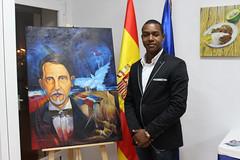 """Inauguración de la exposición """"Tierra Tricolor"""" de Julio Reyes • <a style=""""font-size:0.8em;"""" href=""""http://www.flickr.com/photos/136092263@N07/32436000231/"""" target=""""_blank"""">View on Flickr</a>"""