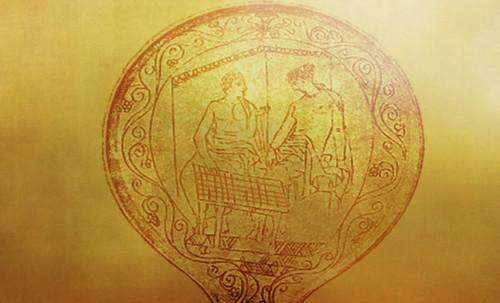 "Petteia - Ludus Latrunculorum  / Iconografía de las civilizaciones helenolatinas • <a style=""font-size:0.8em;"" href=""http://www.flickr.com/photos/30735181@N00/32522186305/"" target=""_blank"">View on Flickr</a>"