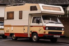 VW Type 25 Karmann Mobil Gypsy (Briantc) Tags: vw motorhome campervan karmann karmannmobil type2 gypsy coachbuilt