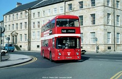 Ribble 1381 840403 Lancaster [jg] (maljoe) Tags: ribble ribblemotorservices rms nbc nationalbuscompany leyland atlantean leylandatlantean parkroyal