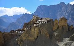 Dhankar Gompa, India 2016 (reurinkjan) Tags: india 2016 ©janreurink himachalpradesh spiti kinaur ladakh kargil jammuandkashmir dhankargompa dankhar drangkhar dhangkargompa brangmkhar grangmkhar spitivalley pinvalley himalayamountains himalayamtrange himalayas landscapepicture landscape landscapescenery mountainlandscape visipix