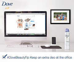 Tips for Staying Fresh at the Office (DoveSouthAfrica) Tags: deodorant antiperspirant dovedeodorant