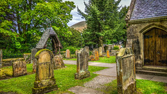 Gone but not forgotten (Gordon McCallum) Tags: scotland lochlomond luss churchgraveyard lussparishchurch