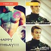 #timehop HAPPY BIRTHDAY TO THIS BEAUTIFUL MAN MR CHRIS EVANS!!!!!!!!!!!!!!!!!!!!!!!!!!!!!!!!!!!!!