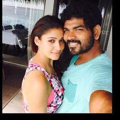 nayanthara-vignesh-shivan-selfie (ibtimes_india) Tags: kollywood nayanathara vigneshshivan kollywoodcelebs