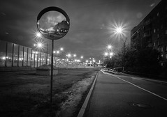 _MG_6242.jpg (k.jenchik) Tags: street city longexposure blackandwhite bw lights traffic russia moscow bnw москва чб canoneos50d canonef1635f28