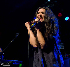 Alex Winston @ Showbox at the Market (Kirk Stauffer) Tags: show lighting portrait musician music woman usa brown black cute girl beautiful beauty smile smiling rock lady female wonderful hair lights us photo amazing concert nikon women perfect long pretty tour singing sweet song feminine sassy live stage gorgeous awesome gig great goddess young band adorable pop event wash precious sing singer indie attractive stunning vocalist wa perform brunette lovely fabulous venue darling wavy vocals kirk petite fiery stauffer glamorous lovable d4