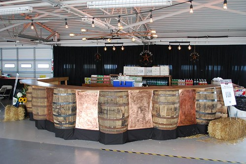 Custom Barrel Bar