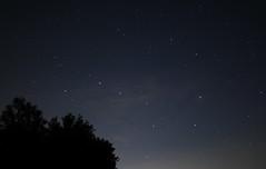 The big dipper (moniekvanrijbroek) Tags: sky dark stars evening avond lucht ursamajor astrology hemel bigdipper donker sterren astrologie grotebeer starsign sterrenbeeld steelpannetje 20mm17