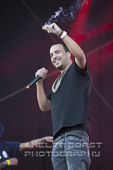 French Montana @ Vestival The Hague Netherlands