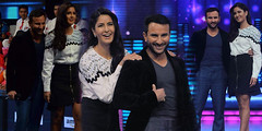 Film 'Phantom' to promote the dance reality show arrived Saif and Katrina (BharatavarshaNews) Tags: film phantom saifalikhan katrinakaif promotes dancerealityshow danceplus