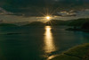 There she goes (finor) Tags: sony alpha a6000 ilce6000 sel24f18z landscape sunset italy lerici sea beach