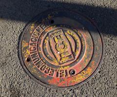 Manhole Cover in Costa Rica
