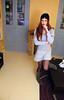 463 (Lily Blinz) Tags: travesti transvestite tranny transgender transgenre trav trans tgirl tv ts tg lily blinz boots crossdress crossdresser crossdressed cd crossdressing