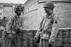 1945 (Rutamatt) Tags: fontanellato rievocazionestorica secondaguerramondiale 1945 40s 2ndworldwar ussoldiers reenactment ritratto portrait bw