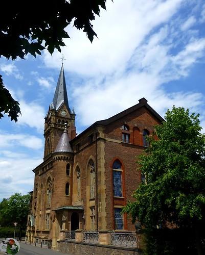 Bad Kreuznach - Diakonie Kirche