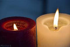 Candles (marinas8) Tags: candles light flame tamron