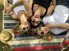 2016-06-26 14 14 36 (Pepe Fernández) Tags: grupo fotodegrupo amigas amigos lapradera iphone iphoneografía móvil