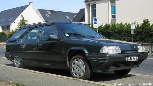 Citroën BX Image Break 1.9D 1993