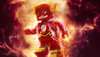 The Flash in Motion (jezbags) Tags: lego dc macrolego motion red fire lightening lights macro macrophotography macrodreams canon60d canon 100mm closeup flash theflash
