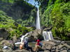 Berdua-duaan di air terjun Coban Talun (hastuwi) Tags: batu jawatimur indonesia idn eastjava wonorejo tulungrejo bumiaji