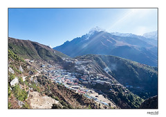 Thaau (michael.reinold) Tags: nepal khumbu namchebazar